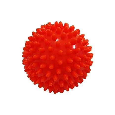 yookoon bola de masaje con pinchos rodillo para tejido profundo ...