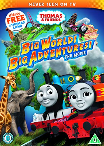 Big World, Big Adventures!™ The Movie!