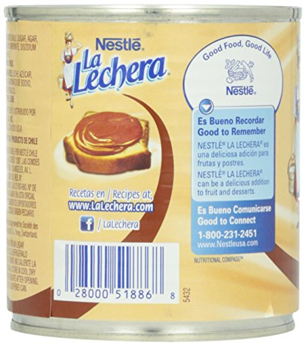Amazon.com : Nestle Dulce De Leche Caramel, 13.4 oz : Grocery & Gourmet Food