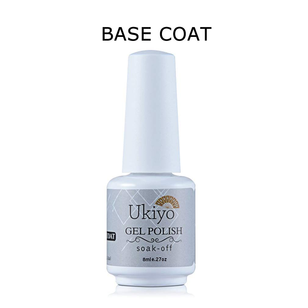 Amazon.com: Gel Nail Polish Base Coat Dry Fast Base Coat Nail Polish ...