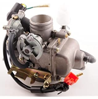 amazon com honda helix cn250 cf250 scooter moped atv quad 30mm scooter carburetor 250cc