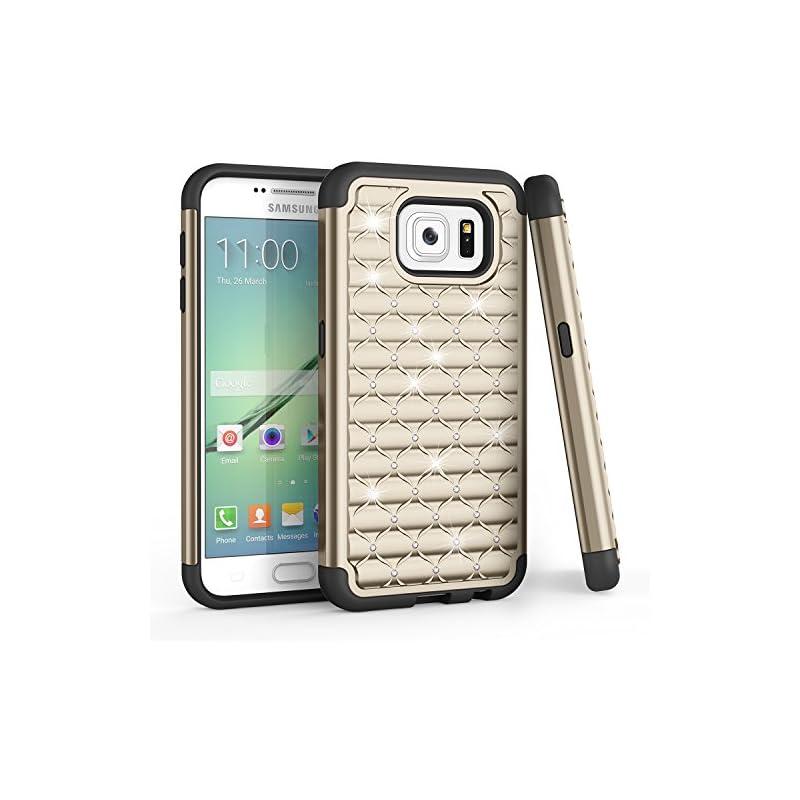 Samsung S6 Case, Galaxy S6 Case, TILL(TM