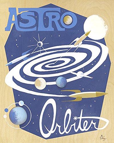 """""""Astro Orbiter"""" by El Gato Gomez – 51L 2BAe78wVL"""