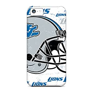 Special Design Back Detroit Lions Phone Case Cover For Iphone 5c