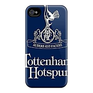 Durable Protector Cases Covers With Tottenham Hotspur Hot Design For Iphone 6