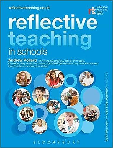 amazon reflective teaching in schools andrew pollard kristine