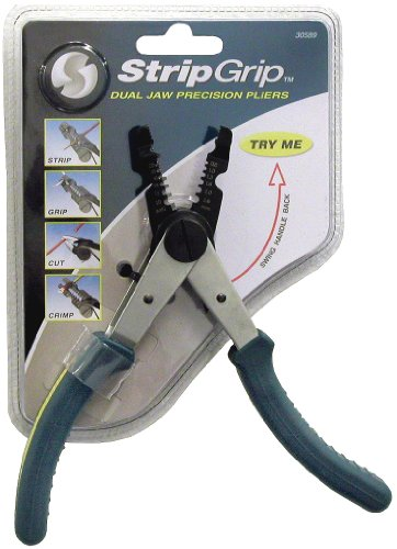 Allied Tools StripGrip 30589 Dual Jaw Precision ()