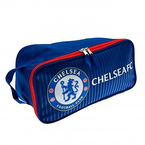 Schuhtasche mit offiziellem Chelsea FC Design, tolle Geschenkidee