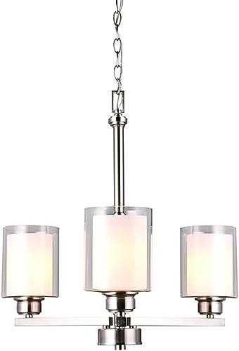 Design House 567206 Oslo 3 Light Chandelier
