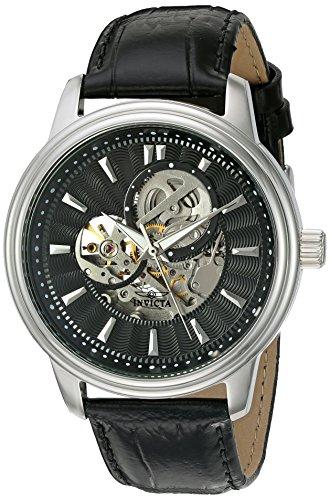 Invicta Men s 22577 Vintage Analog Display Automatic Self Wind Black Watch