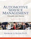 Automotive Service Management (2nd Edition) (Automotive Comprehensive Books)
