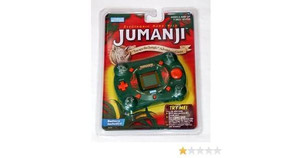Hasbro Jumanji Electronic Hand-Held Game: Amazon.es: Juguetes y juegos