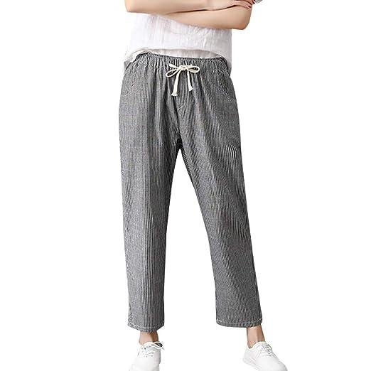acf4ce29f27 Amazon.com  2018 Women s Casual Pants