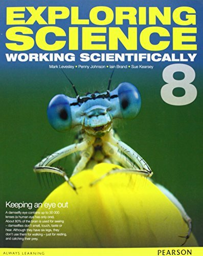 Exploring Science: Working Scientifically Student Book Year 8 (Exploring Science 4) by Mark Levesley (17-Sep-2014) Paperback