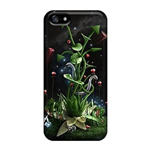 Awesome RvyqB4688SOkqt NikRun Defender Tpu Hard Case Cover For Iphone 5/5s- Abstract 3d