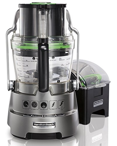 Hamilton Beach Professional Dicing Food Processor with 14-Cup BPA-Free Bowl (70825) (Food Processor That Dices compare prices)