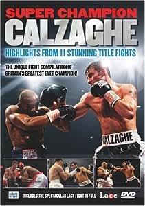 Joe Calzaghe Super Champion