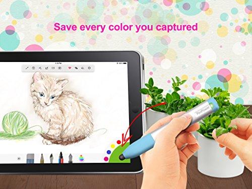 PenPower ColorPen (Blue) - Smart Color Picker Pen