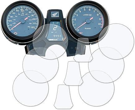 Speedo Angels Displayschutzfolie Tachoschutzfolie Für Cb1100ex Rs 2017 3 X Ultra Klar Auto