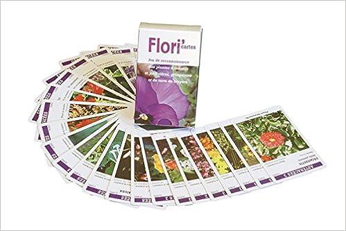 Téléchargements de livres pour mac Flori'cartes : Jeu de reconnaissance des plantes à massifs et jardinières, grimpantes et de terre de bruyère - Avec 62 cartes à jouer in French PDF iBook PDB
