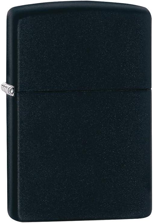 Compra Zippo 1029218 Black Matte - Mechero, Color Negro Mate en ...