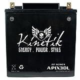 800 polaris ranger battery - Kinetik 12V 30Ah Battery for Polaris 800 Ranger RZR 4, RZR S 800 2010-2014