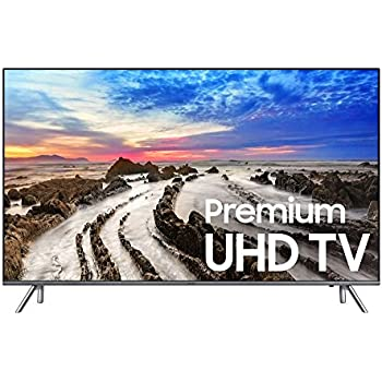 samsung 82 inch tv. samsung electronics un82mu8000 82-inch 4k ultra hd smart led tv (2017 model) 82 inch tv