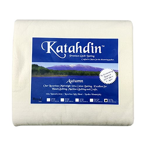 Bosal 3508-04 | Katahdin Cotton Premium Batting | 304.8x304.8cm by Katahdin