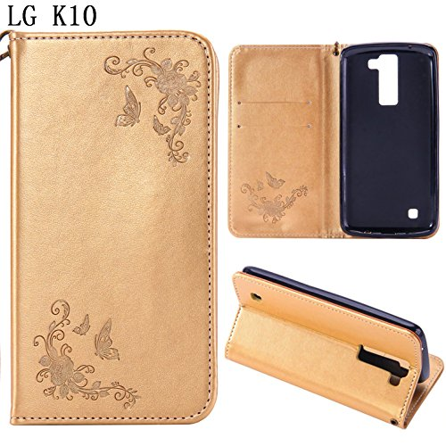 Heyqie Kickstand Protective Embossing Butterfly product image