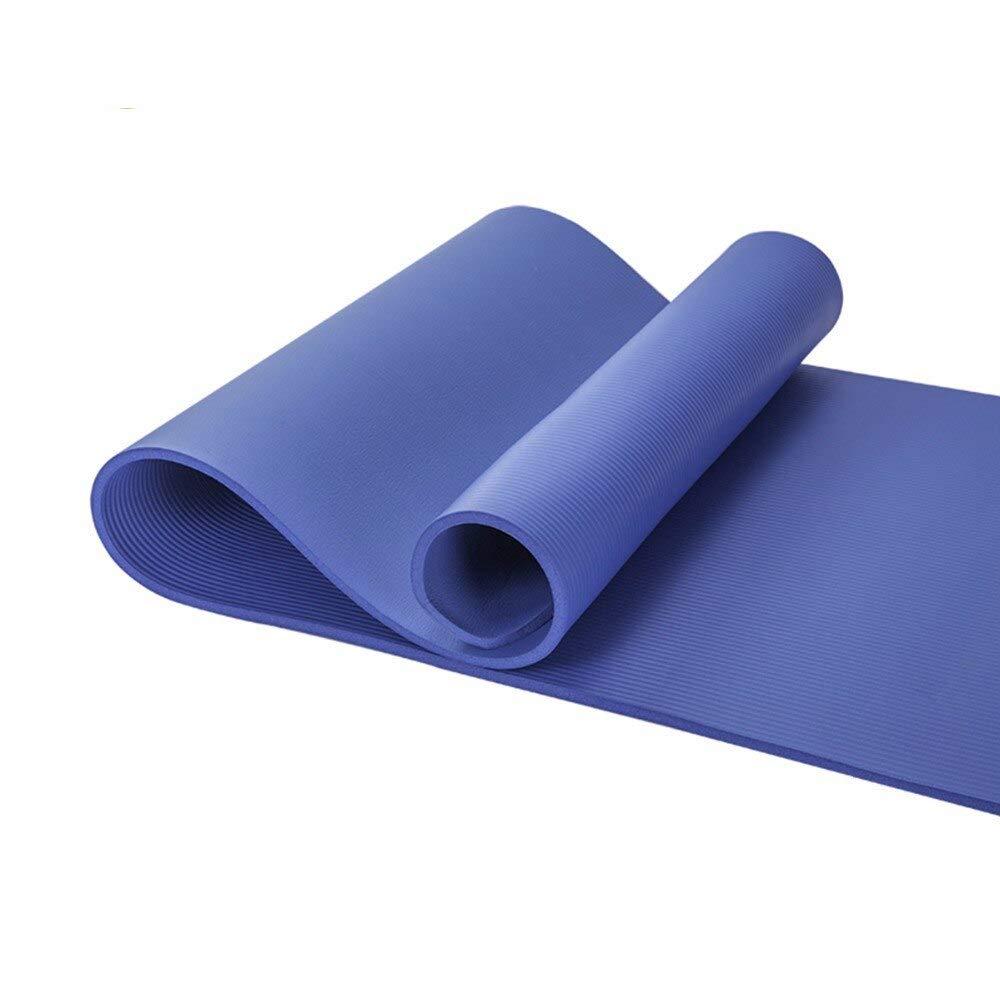 Ollt Profesional Antideslizante Nbr Yoga Mat 10mm para ...