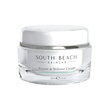 South Beach Skin Lab Repair And Release Cream - Anti-Wrinkle Peptide Cream  combined with