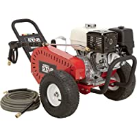 NorthStar Gas Cold Water Pressure Washer - 4000 PSI, 3.5 GPM, Honda Engine, Belt Drive, Model# 1572041