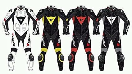 Dainese GP Plus - Traje deportivo de piel personalizado para ...