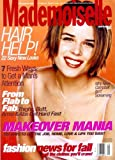 Mademoiselle Magazine - September 1998 - Neve Campbell Cover!