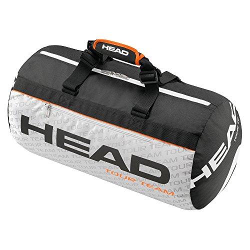 Head Sporttasche Tour Team Club Bag, Silber/Schwarz, 56 x 30.5 x 30.5 cm, 283276