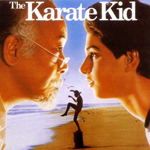 Karate Kid Soundtrack Vinyl
