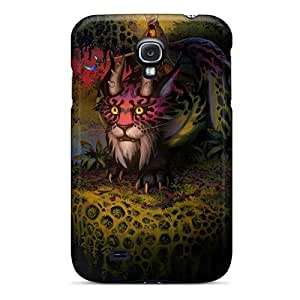 Fashion OXOhEVD1297kjinH Case Cover For Galaxy S4(monster Horse)