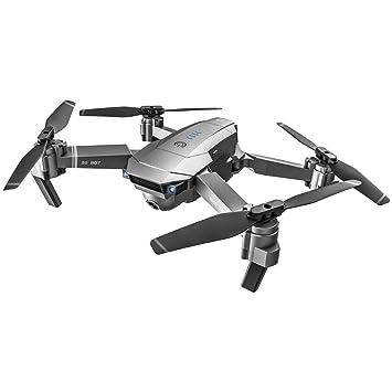 YusellYu SG907 - Dron GPS con cámara Dual HD 4K, WiFi, FPV ...