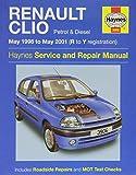 Renault Clio Service and Repair Manual (Haynes Service and Repair Manuals) by null (2015-03-03)