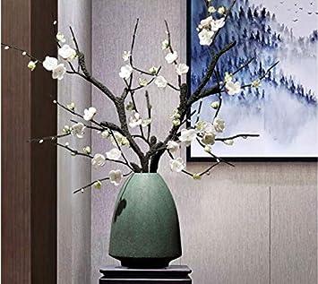 Amazonde Oybb Ornamente Skulpturen Jingdezhen Keramik