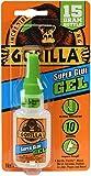 Gorilla 4044400 07222000595 Superglue Gel 15gm, Clear