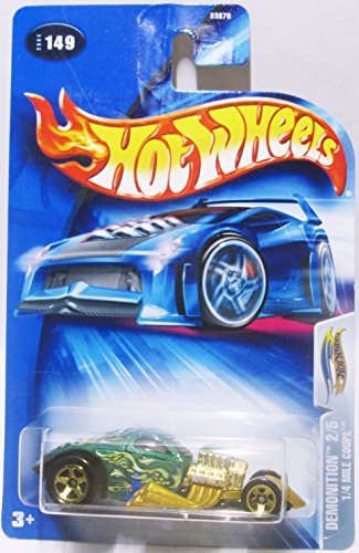 Hot Wheels: 1/4 Mile Coupe