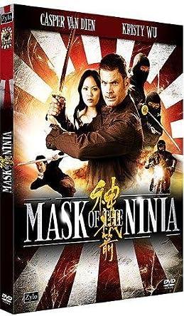 Mask of the Ninja [Francia] [DVD]: Amazon.es: Casper Van ...