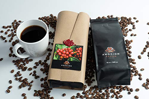 Amocion Coffee - Dulce - (Los Naranjos) - Single Source Gourmet, Whole Bean, Direct from the Farm, Bespoke ()
