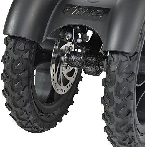 Amazon.com: Drive Medical All Terrain – Andador de rodilla y ...