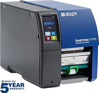 Amazon.com: Brady I7100 600dpi Industrial impresora de ...