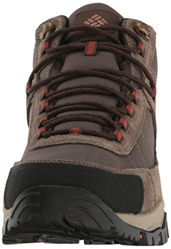 73ca4be0d14 Columbia Men's Granite Ridge Mid Waterproof Hiking Shoe, Mud ...