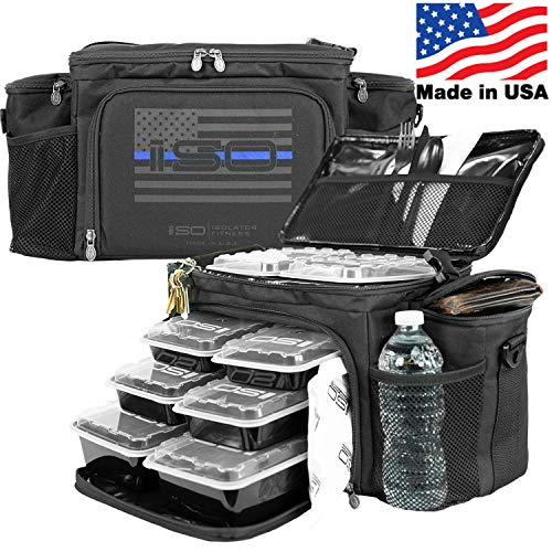 Meal Prep Insulated Lunch Bag