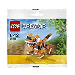 LEGO-Creator-Tiger-Set-30285-Insaccato