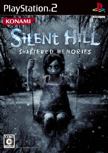 Silent Hill: Shattered Memories [Japan (Ys Ps2)